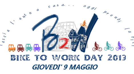 Bike to work con Andiamo Bene!