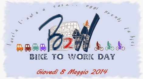 Bike to work 2014